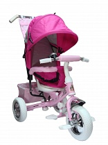 Велосипед Lexus Trike Next Pro Barbie (MS-0521b) розовый