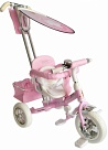Funny Jaguar MS-0573 Lexus Trike Next Barbie